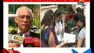 New Delhi   Supreme Court Decession On Neet Exam