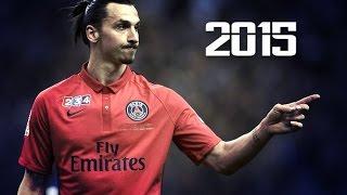 Zlatan Ibrahimovic - The Legend - Skills & Goals 2015 | HD