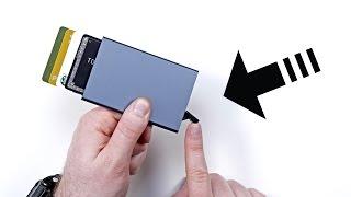 The Ultimate Slim Wallet