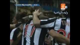 أهداف يوفنتوس 2/3 ميلان موسم 2008 م تعليق عربي