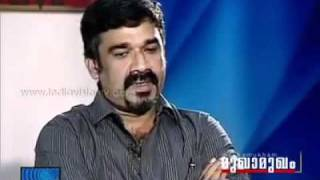 Director Renjith talking about Megastar Mammootty - Interview - India Vision