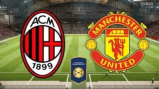 International Champions Cup 2018 - AC Milan Vs Manchester United - 26/07/18 - FIFA 18