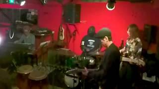 Dio @ 岩永真奈-Mana Iwanaga Session @ RPM - Shimokitazawa - Tokyo 05-17-2017