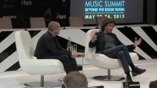 Jean Michel Jarre - IMS 2013 - Keynote Interview