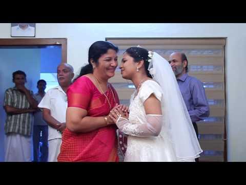 Anoop and Teena Wedding Moments