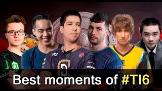 Best moments of The International 2016 — Dota 2