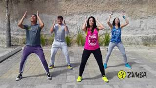 In We Blood - Soca Machel Montano ZUMBA by Honduras Dance Crew