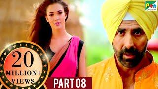 Singh Is Bliing (2015) | Akshay Kumar, Amy Jackson, Lara Dutta | Hindi Movie Part 8 of 10 | HD 1080p