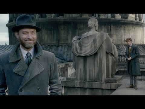 Fantastic Beasts The Crimes of Grindelwald Official Teaser Trailer