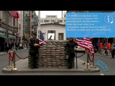 5 interesting facts about Check Point Charlie, Berlin