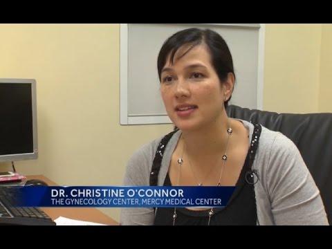 Treatment for Irregular Menstrual Periods - Dr. Christine O'Connor - Mercy