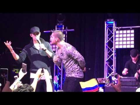 Maluma - Addicted (en vivo) 2016