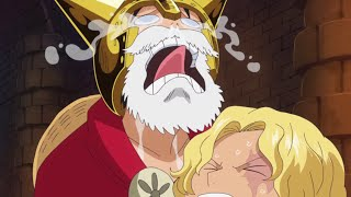 One Piece  Episode 738 - Luffy And Sabo Heart Touching ReUnion -  Must Watch