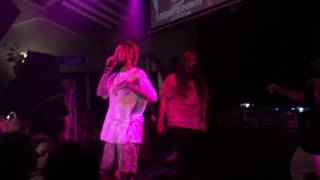 $uicideboy$ - Champion of Death live