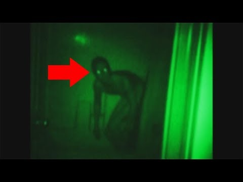 Top 10 Strangest & Scariest Encounters Caught On Camera Mysterious Shocking Videos