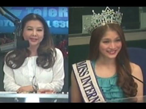Ms. Int l Queen 2012 Kevin Balot first live guesting