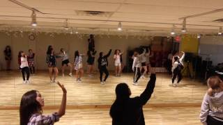 Why / Taeyeon (Kpop Dance Classes by I LOVE DANCE)