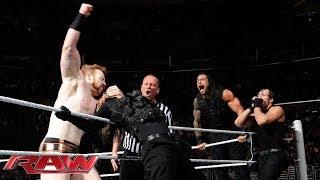 Daniel Bryan, Sheamus and John Cena vs. The Shield: Raw, Jan. 27, 2014