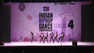 dynamic dance crew_ Mumbai @ INDIAN HIP HOP DANCE CHAMPIONSHIP 2015