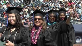 National University 2017 Southern Commencement | Graduation 2017