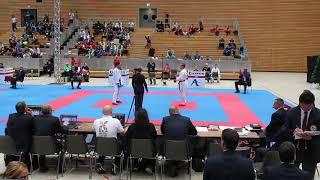 Dulovic Nenad (MNE) vs Alpysbay Kaiser (KAZ)