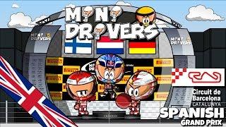 [ENGLISH] MiniDrivers - 8x05 - 2016 Spanish GP