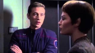 Vulcan logic about open mind-- from star trek enterprise