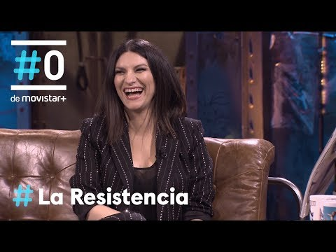 Xxx Mp4 LA RESISTENCIA Entrevista A Laura Pausini LaResistencia 11 12 2018 3gp Sex