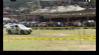 Living Cars: JK Tyre Arunachal Festival of Speed