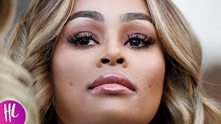 Blac Chyna & Alexis Skyy Fight Video Goes Viral | Hollywoodlife