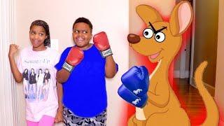KANGAROO vs Shiloh and Shasha - Onyx Kids