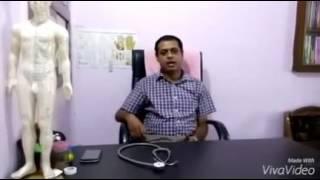 Diabetes treatment by acupressure(sujok)& reflexology points