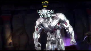 Marvel Contest of Champions- NEW/ Black Panther All Attacks!- HD Gameplay