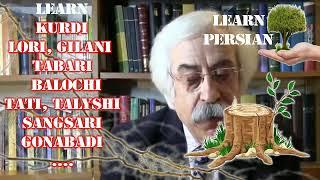 دکتر محمد ملايرى « زبان پارسى بایستى از ريشه هاى خود در زبانهاى ايرانى برويد و ببالد !!»؛