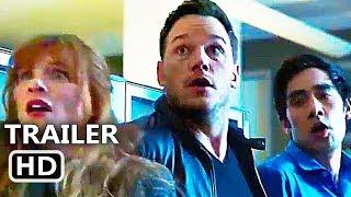 JURASSIC WORLD 2 Funny Promo Clip Trailer (2018) Chris Pratt, Bryce Dallas Howard Movie HD