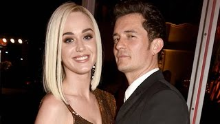 AWKWARD! Katy Perry & Orlando Bloom Run Into Each Other at a Party After Breakup
