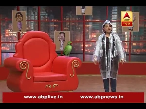 Poll Khol: Sugandha Mishra tells why raincoat is in vogue these days