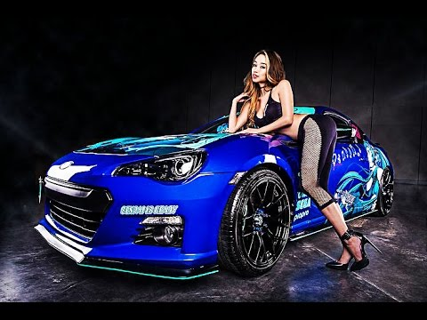 TDU 2 Subaru BRZ 2013 Sport XxX