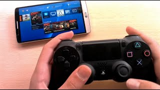[Tutorial] PLAY PS4 on ANY ANDROID phone! UPDATED APK!