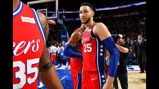Ben Simmons honoured to be the face of NBA 2K19