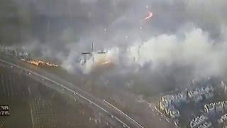 Israel in Flames!