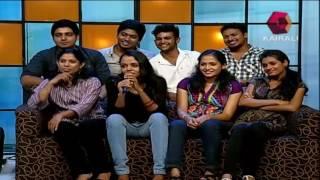 Ranjini Haridas tries to give answers in pure Malayalam