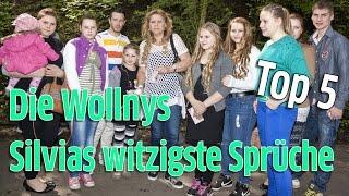 Die Wollnys: Silvia Wollnys witzigste Sprüche aus der RTL2 Dokusoap