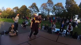 Most Wanted Fest 2017 MIGUI & SKY VS EDEN & SERX