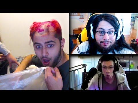 Xxx Mp4 Yassuo SHAVES HIS HEAD Imaqtpie Reviews Shiphtur Valkrin Wombo Combo Gosu LoL Funny Moments 3gp Sex