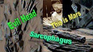 Mars Sarcophagus and Evil Head