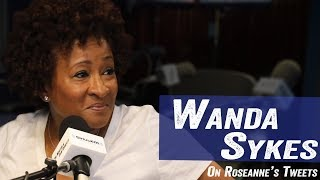 Wanda Sykes on Roseanne's Tweets - Jim Norton & Sam Roberts