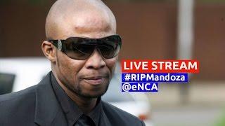 Memorial service for Mandoza