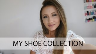 My Shoe Collection | That Pommie Girl