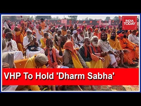 Xxx Mp4 VHP To Organise Dharm Sabha In Ayodhya Pushing For Ram Temple 3gp Sex